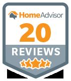 Home Advisor 20 Reviews Icon